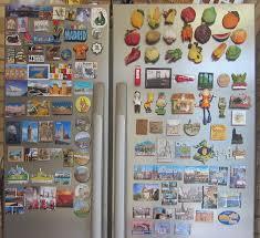 Hűtőmágnes, a szép emlékért